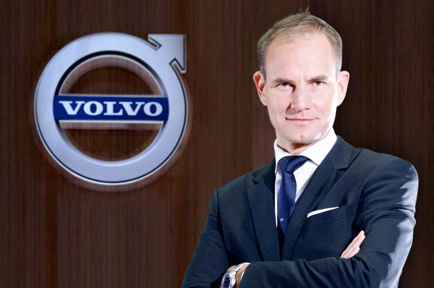 Volvo India MD Tom von Bonsdorff to return to Europe