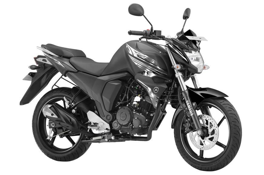 Yamaha FZ-S FI, Saluto RX and Cygnus Ray-ZR get new 'Dark Night' colour scheme