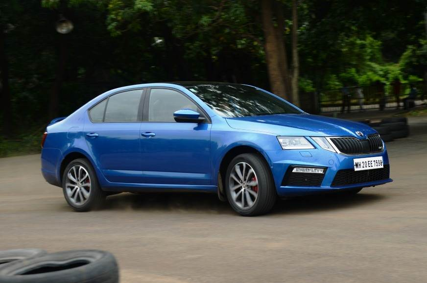 2017 Skoda Octavia RS review, test drive