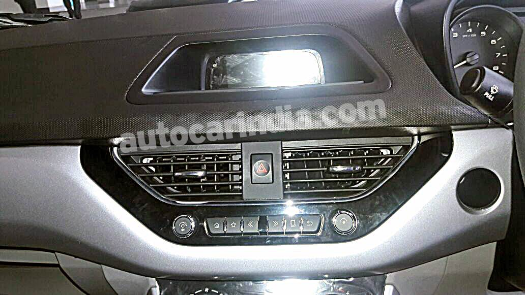 Tata Nexon Xm Xe And Xt Seen At A Dealership Expected
