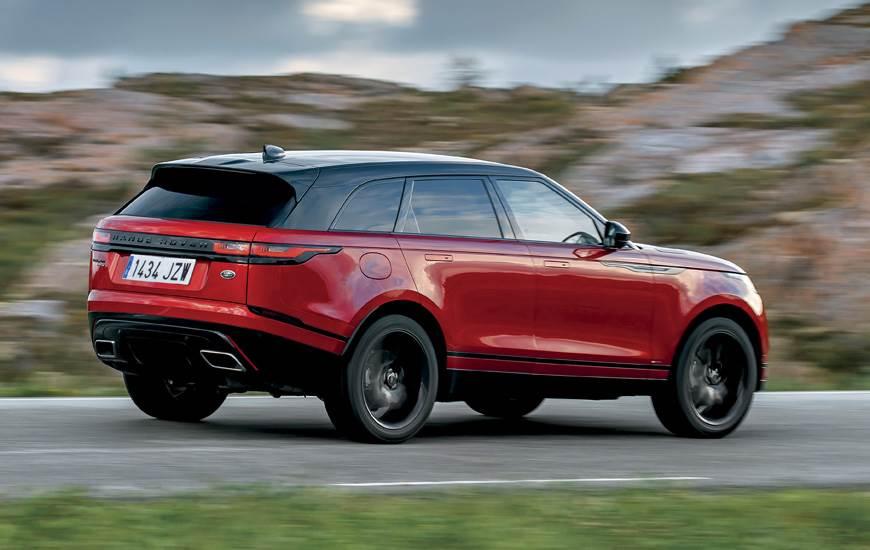 Lamborghini Urus Vs Range Rover >> 2017 Range Rover Velar review, expected price, launch date, interior and features - Autocar India