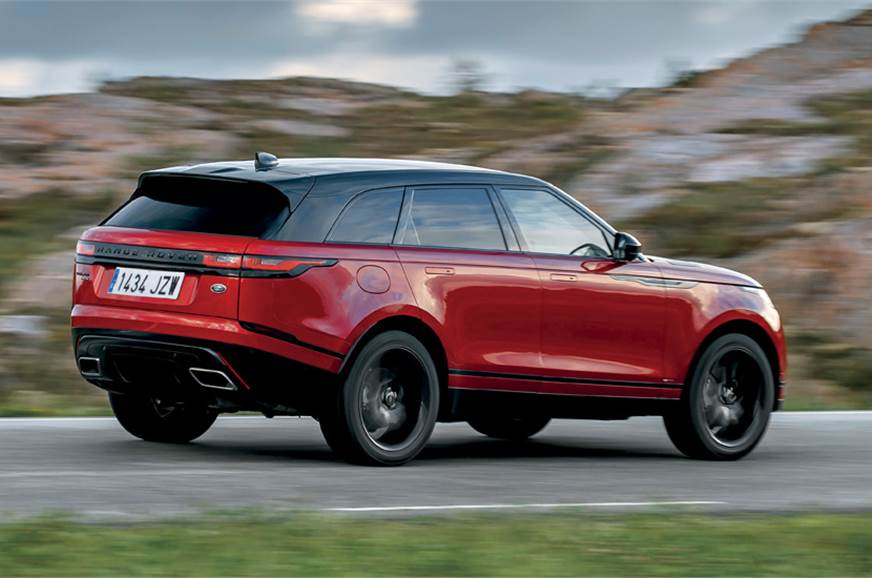 Velar, the most road-focused Range Rover ever.