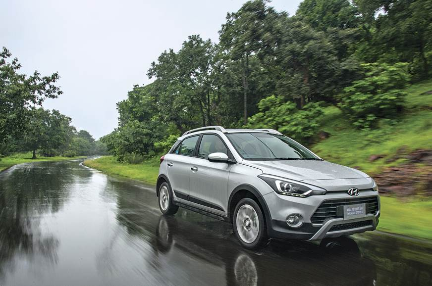 The Hyundai i20 Active was the car of choice to explore t...