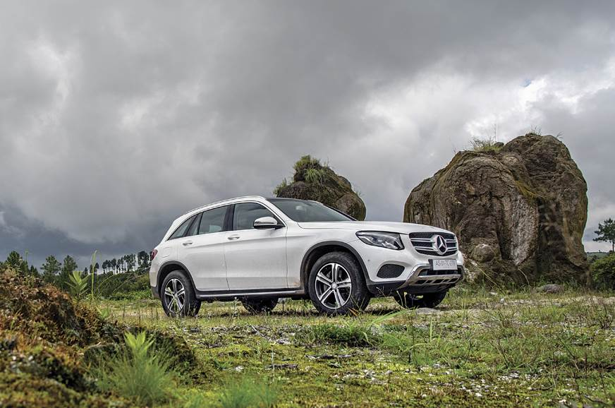 The Mercedes-Benz GLC is really a go explore India car th...