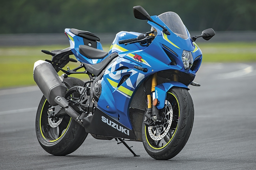 Although 3.55sec off the fastest time, the GSX-R1000R is ...