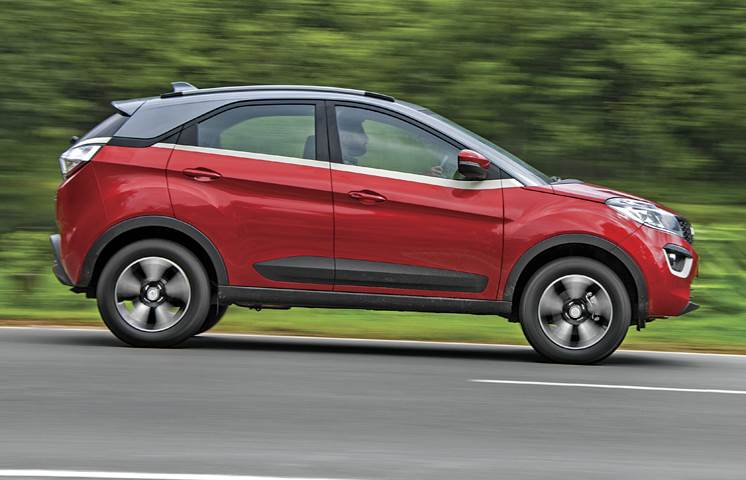 2017 Tata Nexon review, road test
