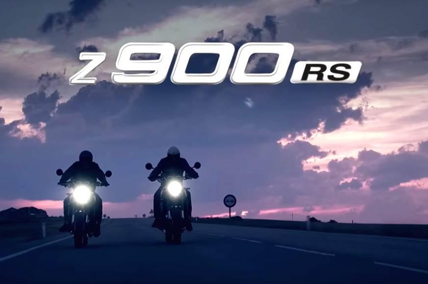 2017 Kawasaki Z900RS teased