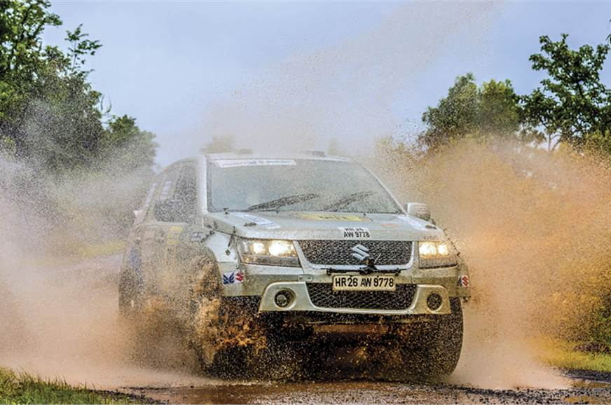 Team Maruti Suzuki's Suresh Rana and Ashwin Naik powered ...