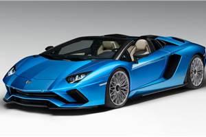 Lamborghini Aventador S Roadster revealed