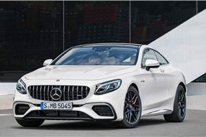 Mercedes S-class coupe, cabriolet facelifts revealed