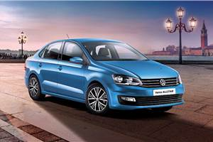 Volkswagen Vento AllStar launched in India