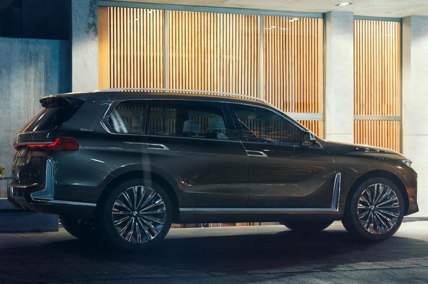 Bmw X7 Concept Leaks Ahead Of Official Debut At Frankfurt