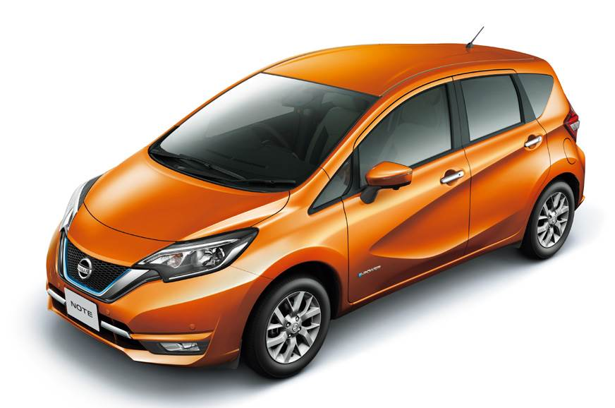 Nissan Note E-Power.