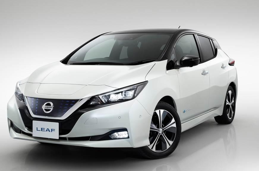 New Nissan Leaf.