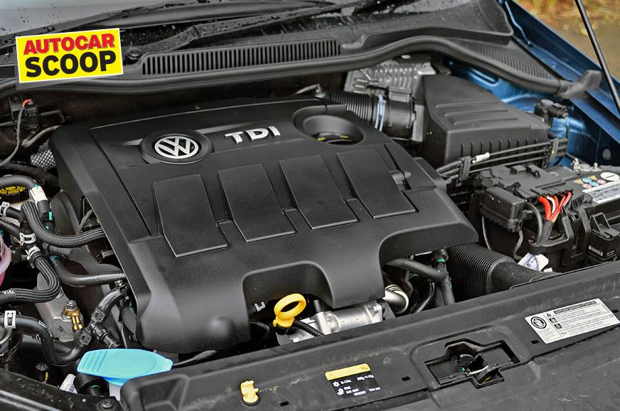 The VW EA189 diesel will not be upgraded to BSVI standards.