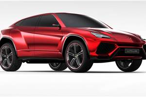 Lamborghini Urus SUV to be revealed on December 4