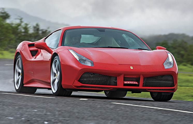 2017 Ferrari 488 GTB review, road test