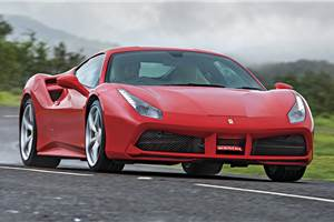 2017 Ferrari 488 GTB review, road test