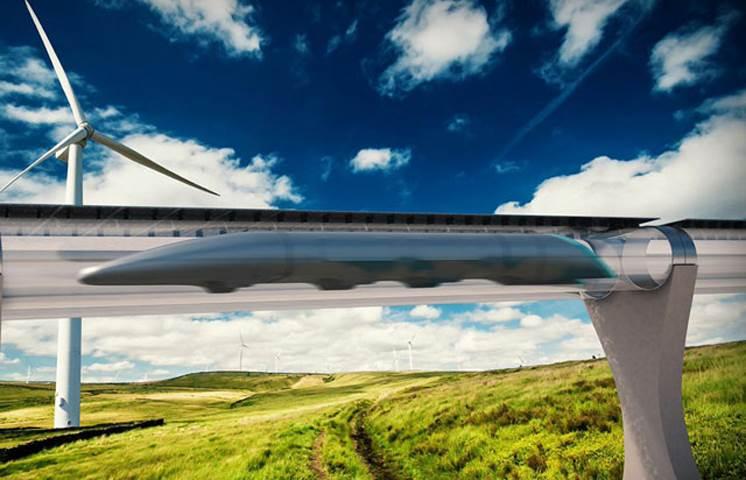 Andhra Pradesh to get India's first Hyperloop