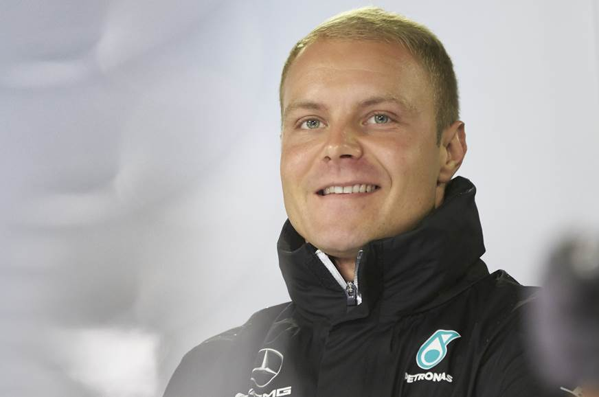 Mercedes signs Bottas for 2018 F1 season