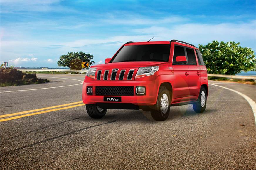 The TUV300 line-up will get a new top-spec T10 variant.