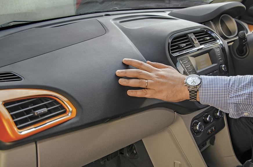 Dashboard fit and finish is top-notch, and seems built to...