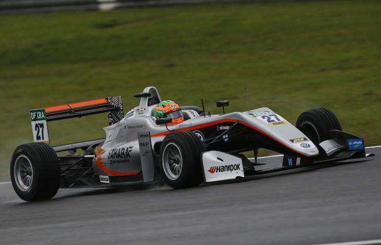 Jehan takes strong points haul at Nürburgring