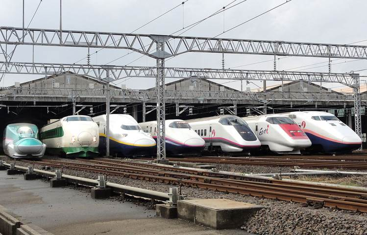 India's first bullet train: In numbers