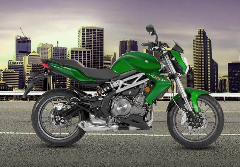2017 Benelli TNT 300 ABS launched in India at Rs 3.29 lakh