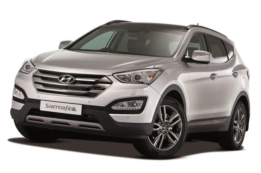 Hyundai pulls plug on Santa Fe in India