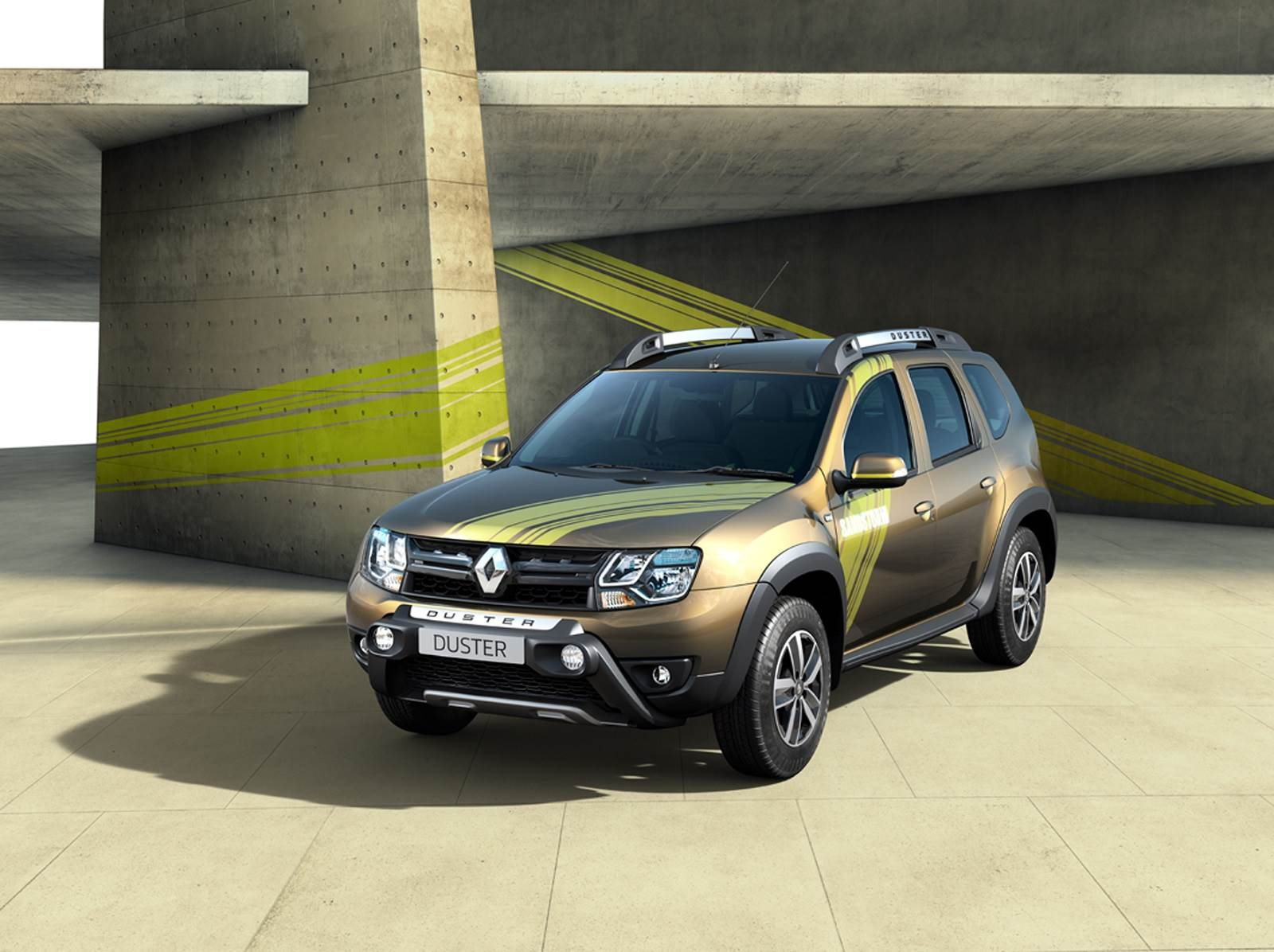 2017 Renault Duster Sandstorm edition launched at Rs 10.4...
