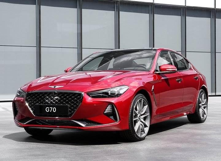 2017 Genesis G70 by Hyundai revealed - Autocar India