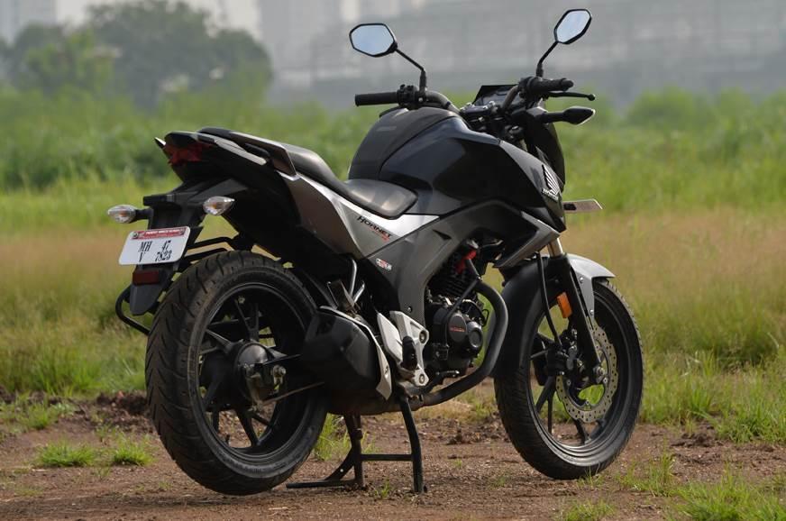 Yamaha Fz Vs Honda