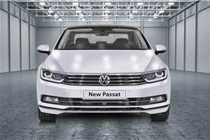 2017 Volkswagen Passat India launch confirmed