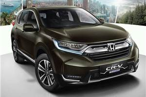 2018 Honda CR-V diesel: All you need to know
