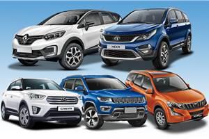 2017 Renault Captur vs rivals: Specifications comparison