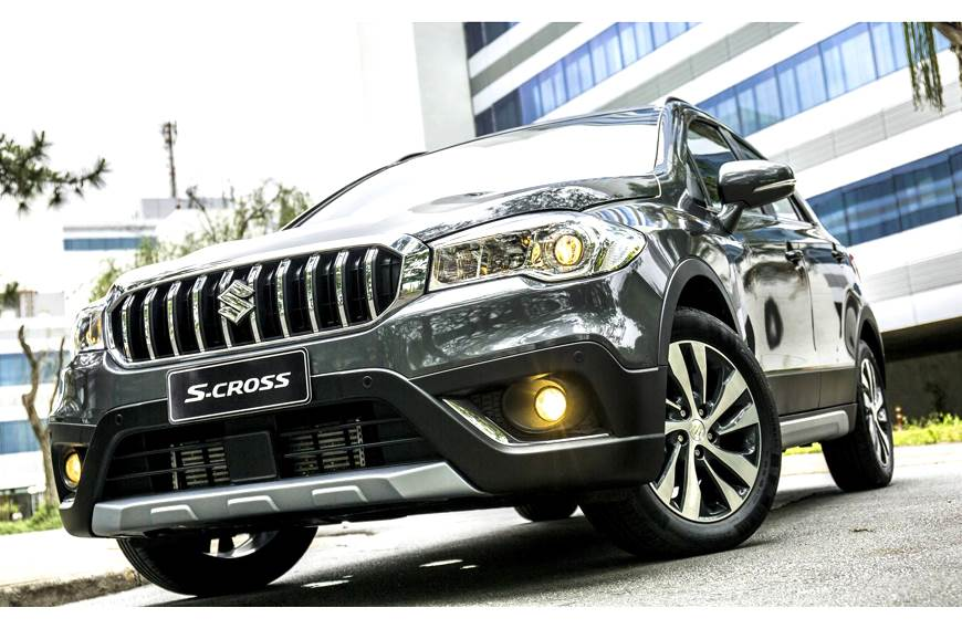 2017 Maruti S Cross Facelift Launch Date Expected Price