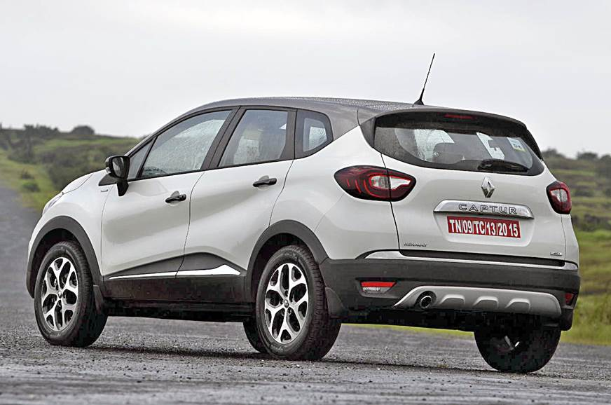 2017 Renault Captur Test Drive Amp Expert Review Autocar