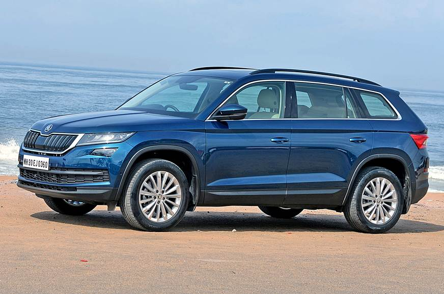 2017 Skoda Kodiaq India Review Test Drive Autocar India