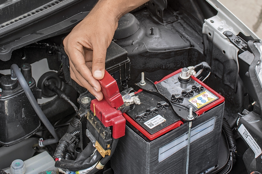 Inspect each and every element of the car thoroughly befo...