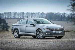 2017 Volkswagen Passat India launch on October 10