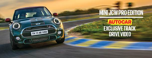 2017 Mini JCW Pro Edition video review