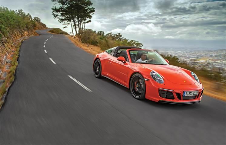 2017 Porsche 911 Targa 4 GTS review, test drive