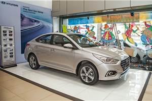 New Hyundai Verna bookings on the rise