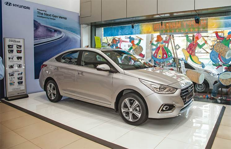 New Verna's prices have been hiked due to the GST cess.