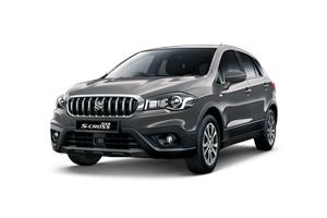 Maruti S-Cross facelift variants explained