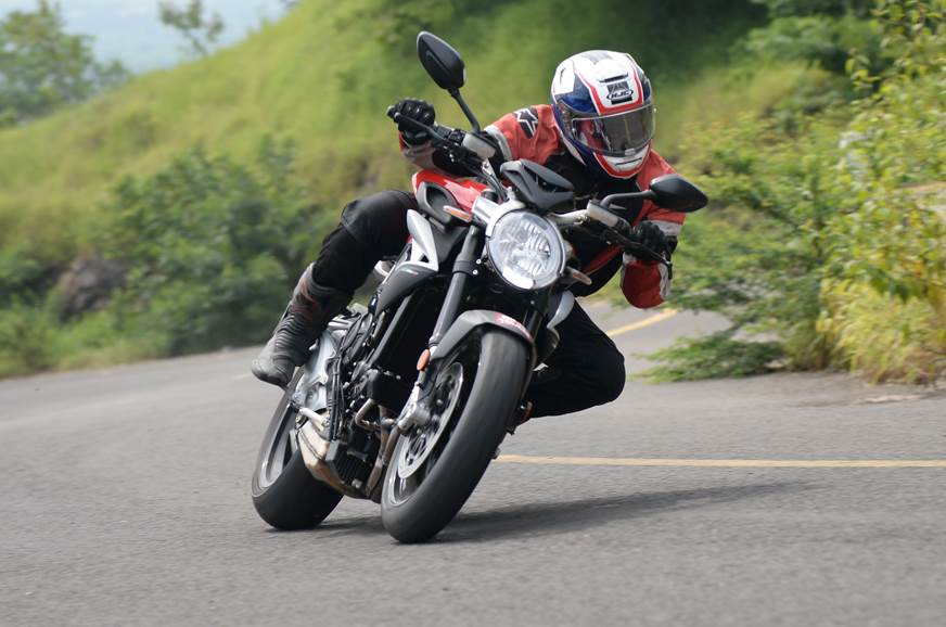 2017 MV Agusta Brutale 800 India review, test ride
