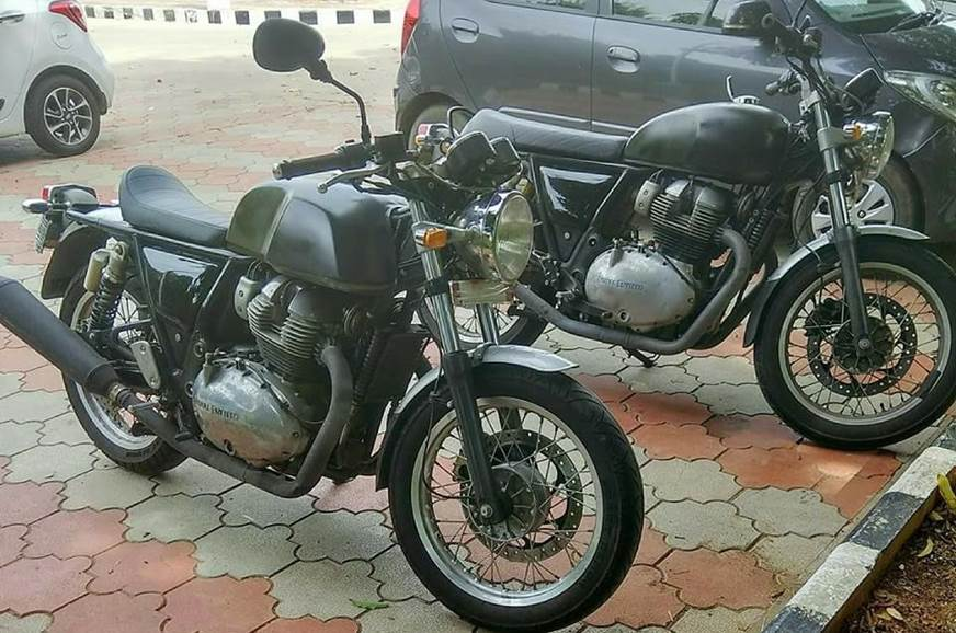 Royal Enfield twin-cylinder motorcycle to debut at EICMA