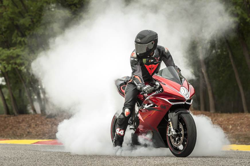 MV Agusta F4 LH44, co-developed with Lewis Hamilton breaks cover