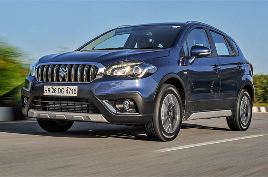 2017 Maruti S-Cross facelift review, test drive